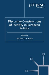 Cover Discursive Constructions of Identity in European Politics