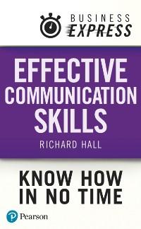 Cover BUS.Hasson:Effective Communicatio_o