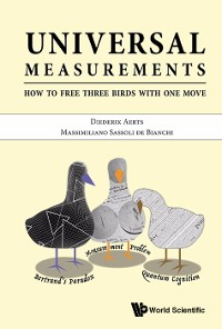 Cover Universal Measurements: How To Free Three Birds In One Move