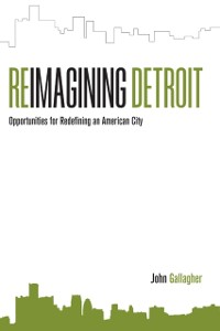 Cover Reimagining Detroit