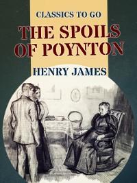 Cover Spoils of Poynton