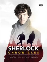 Cover Sherlock: Chronicles