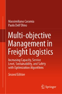 Cover Multi-objective Management in Freight Logistics