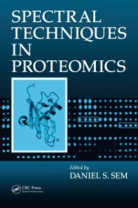 Cover Spectral Techniques In Proteomics