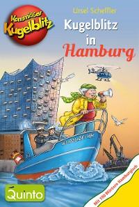 Cover Kommissar Kugelblitz - Kugelblitz in Hamburg
