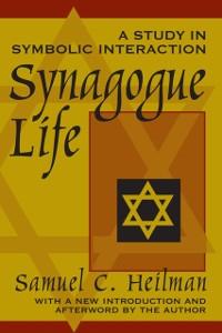 Cover Synagogue Life