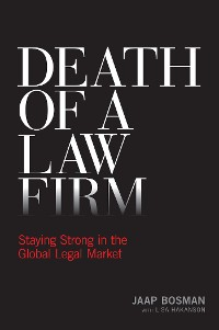 Cover Death of a Law Firm