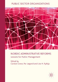 Cover Nordic Administrative Reforms