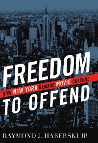 Cover Freedom to Offend