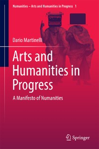 Cover Arts and Humanities in Progress