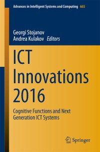 Cover ICT Innovations 2016