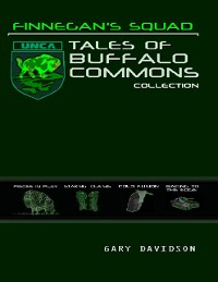 Cover Tales of Buffalo Commons - Collection