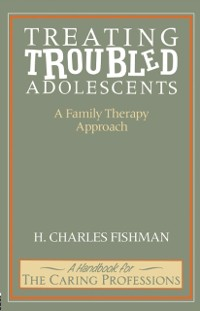 Cover Treating Troubled Adolescents