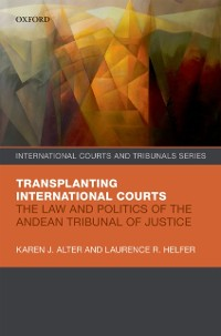 Cover Transplanting International Courts