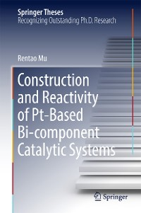 Cover Construction and Reactivity of Pt-Based Bi-component Catalytic Systems