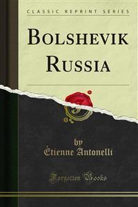 Cover Bolshevik Russia