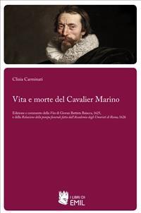 Cover Vita e morte del Cavalier Marino