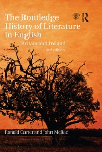 Cover Routledge History of Literature in English