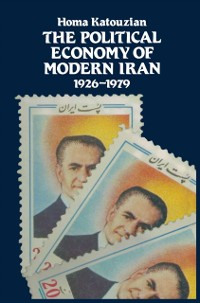 Cover Political Economy of Modern Iran