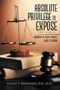 Cover Absolute Privilege to Expose
