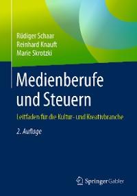 Cover Medienberufe und Steuern