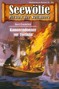 Cover Seewölfe - Piraten der Weltmeere 363