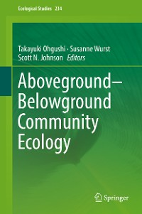 Cover Aboveground–Belowground Community Ecology