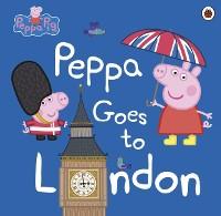 Cover Peppa Pig: Peppa Goes to London