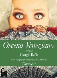 Cover Osceno Veneziano 3