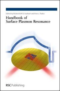 Cover Handbook of Surface Plasmon Resonance