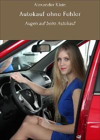 Cover Autokauf ohne Fehler