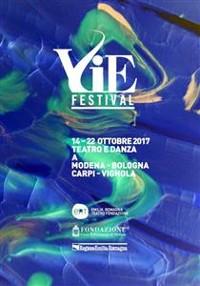 Cover VIE Festival 14 - 22 ottobre 2017