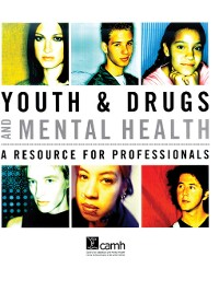 Cover Youth & Drugs and Mental Health