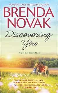 Cover Discovering You (Whiskey Creek, Book 10)