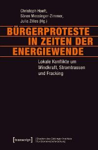Cover Bürgerproteste in Zeiten der Energiewende