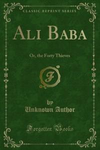 Cover Ali Baba
