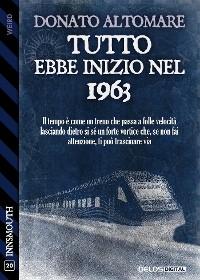 Cover Tutto ebbe inizio nel 1963