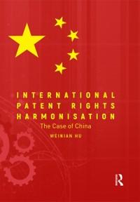 Cover International Patent Rights Harmonisation