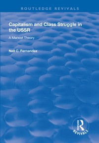 Cover Capitalism and Class Struggle in the USSR