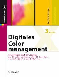 Cover Digitales Colormanagement