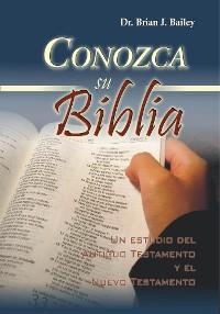 Cover Conozca Su Biblia