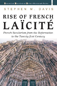 Cover Rise of French Laïcité