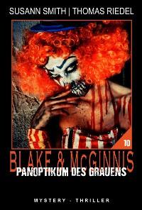 Cover Panoptikum des Grauens