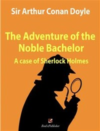 Cover The Adventure of the Noble Bachelor
