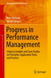 Cover Progress in Performance Management
