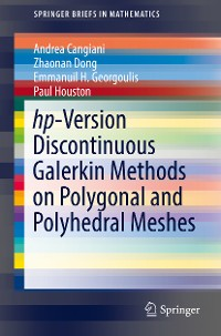Cover hp-Version Discontinuous Galerkin Methods on Polygonal and Polyhedral Meshes