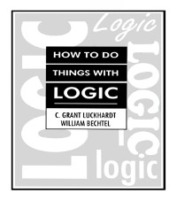 Cover How To Do Things With Logic
