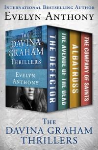 Cover Davina Graham Thrillers