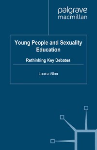 Cover Young People and Sexuality Education
