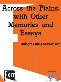 Cover Across the Plains, with Other Memories and Essays